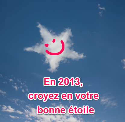 voeux 2013 etoile 9